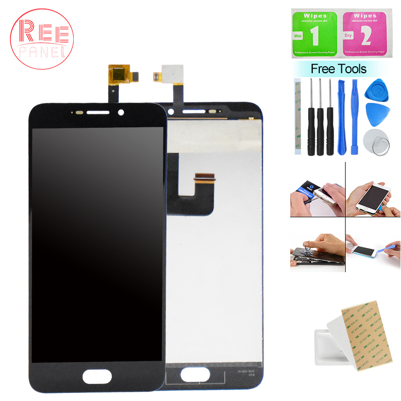Digitizer Lcd-Display Touch-Screen Umi-Plus Glass-Panel-Replacement 100%Original