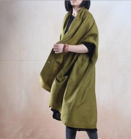 Originale Confortable Lâche Joli Blouses 2014 Conception Cardigans Femmes Femelle 15825 De Army Dames Green Manteaux 1pZAAxw