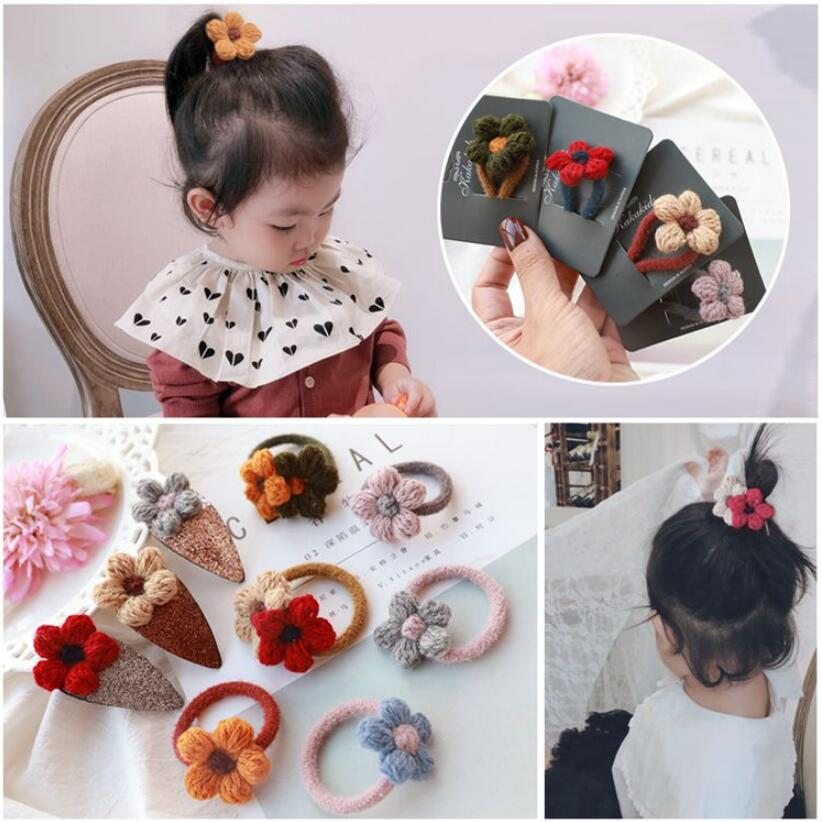 HANDMADE PUPPY BEAR HEADBAND HAIRCLIP HAIR ACCESSORY HEAD BAND BABY TODDLER GIRL