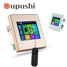 Главная Аудио System, музыка System, потолок Динамик System, Bluetooth цифровой усилитель, Усилитель стены с touch key
