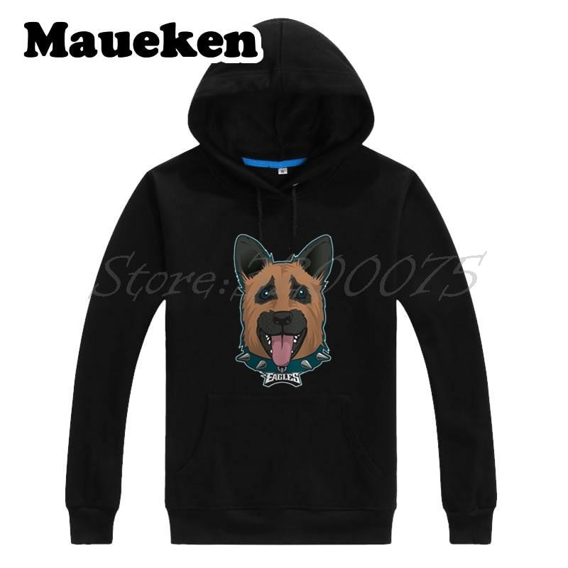 287d1b4ec Men Hoodies 2018 philadelphia Champions Super LII 52 Underdog Sweatshirts  Thick for Eagles fans Autumn Winter W18020113-in Hoodies   Sweatshirts from  Men s ...