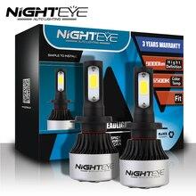 NIGHTEYE ampoules automobiles, Super H7 lampe à Led h1 h11 hb3 hb4 H4, ampoules automobiles, ampoules automobiles pour voitures avant lampe à Led s H11, lampes anti brouillard HB3 HB4