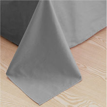 UNIKEA Special purchase Queen size 230x230cm flat sheet bedsheet set(China)