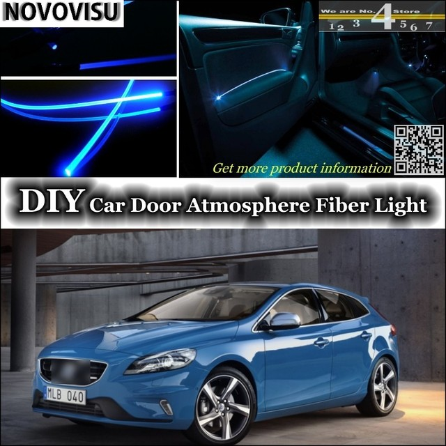 NOVOVISU For Volvo V40 P1 interior Ambient Light Tuning Atmosphere ...