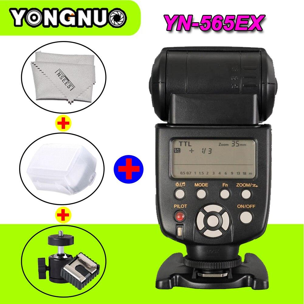 YONGNUO YN-565EX N YN565 EX Wireless Flash Speedlite YN565EX for Nikon D90 D80 D800E D60 D40x D40 D3x D3s D3 D2x D300s D300 D200 falmec quasar top parete 90 ix 800