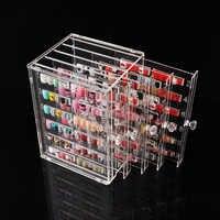 300 tipps Nagel Gel Polnisch Farbe Karte Nagel display, nail art Transparent Gewidmet Bord DIY zeigt box für Manicare