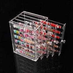 300 Tips Nail Gel Polish Color Card Nail display, Nail art Transparent Dedicated Board DIY showing box for Manicare