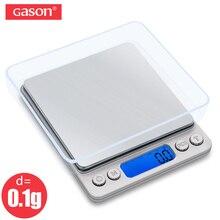 GASON Z1s весы кухонные электронные(3000 г /0.1 г