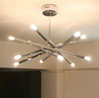 Современный 12 огни 68 см G4 жилых Освещение подвесные светильники Освещение спальня приспособление столовая подвесные светильники FG861