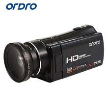 Ordro Digital Video Camera HDV-V7 1080P 30fps FHD Camcorder