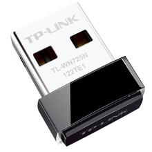 TP LINK Wifi Antenna Wireless 150Mbps Adapter Network card TL-WN725N Mini USB Portable wi-fi receiver & transmitter Soft AP
