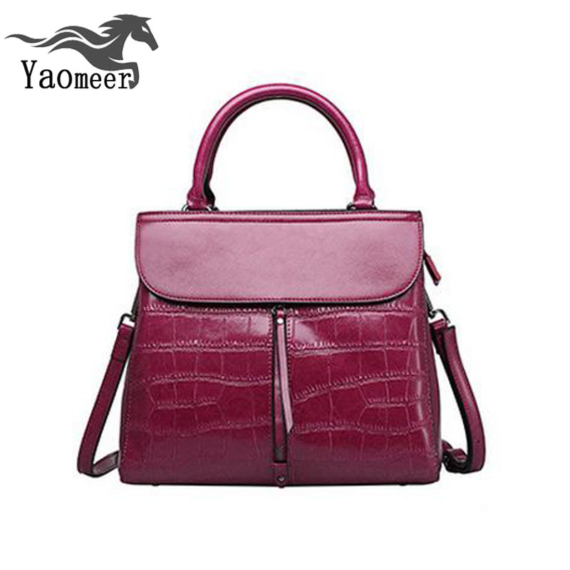 ФОТО 100% real genuine leather bags designer shoulder bag female satchel bag 2017 luxury women handbags brand famous messenger bags