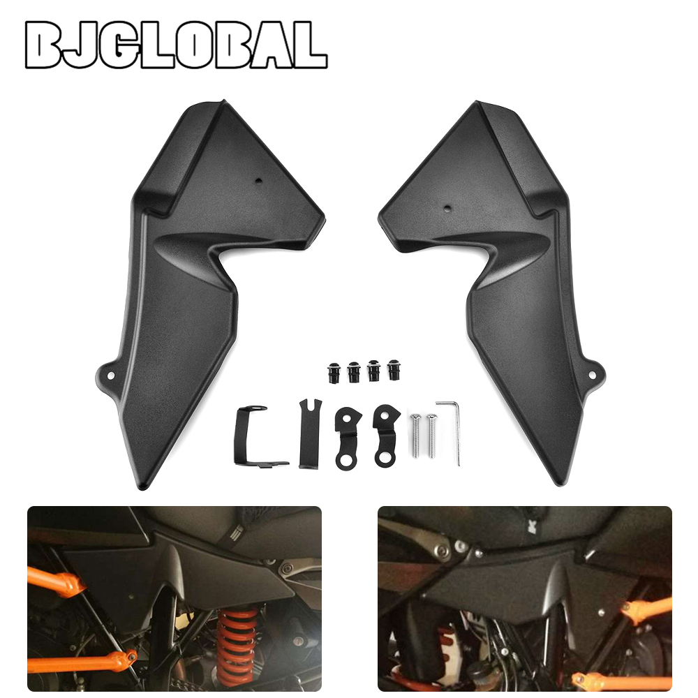 Motorcycle Accessories For KTM 1050 1190 1290 Super Adventure Adv 2014 2015 2016 Radiator Side Cover