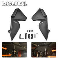 For KTM 1050 1090 1190 1290 Super Adventure R S T ADV Radiator Side Guard Panel Cover Fairing Protector Motorcycle Accessories