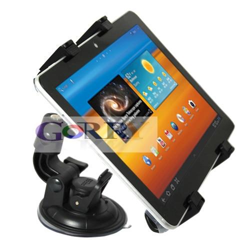 Car Suction <font><b>Cup</b></font> <font><b>Mount</b></font> Stand <font><b>Tablet</b></font> PC <font><b>Holder</b></font> <font><b>For</b></font> <font><b>iPad</b></font> Pro Samsung Galaxy Tab 4 3 10.1 8.0 Tab S2 Note 10.1 N8000 <font><b>Tablet</b></font> PC #PBJ