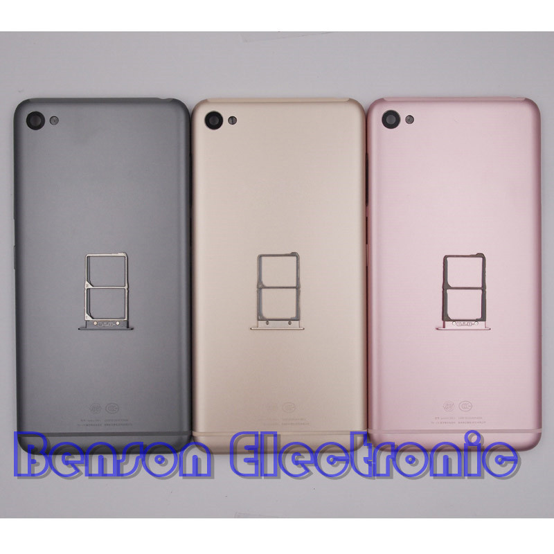 Цена за Baansam Новая батарея задняя крышка сим карты лоток для Lenovo S90 S90T S90U S90E корпус с мощность Кнопки громкости