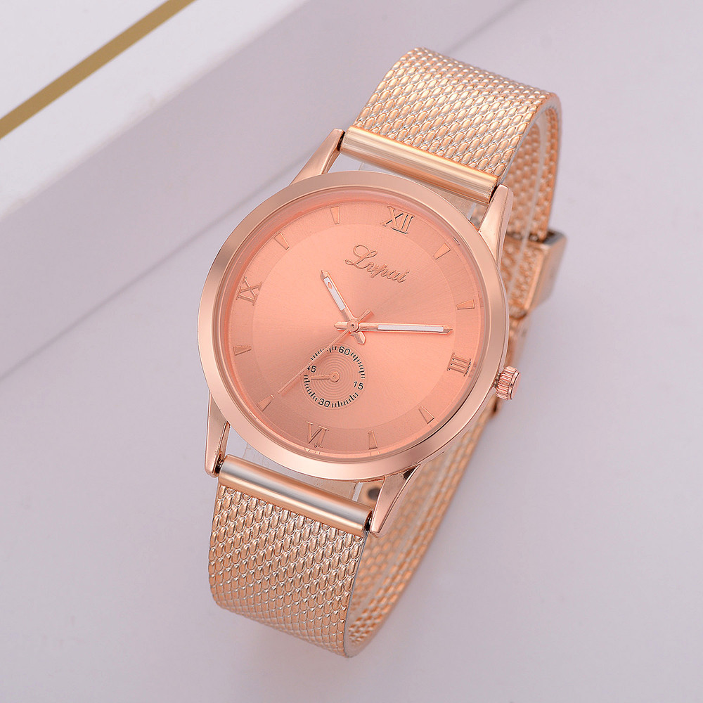 Lvpai Women's Wristwatch Casual Quartz Silicone strap Band Analog lady watch womens watch ultra thin woman watches