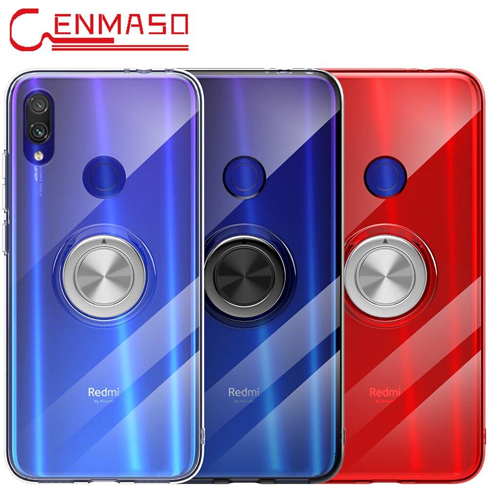 Xiaomi Redmi Note 7 Case Xiaomi Mi 9 Case Mi9 SE HD Clear TPU Cover Xiaomi Mi 8 Lite Redmi Note 7 Pro Magnetic Car Holder Case redmi note 7 pro cover