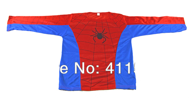 Spiderman Child Costume