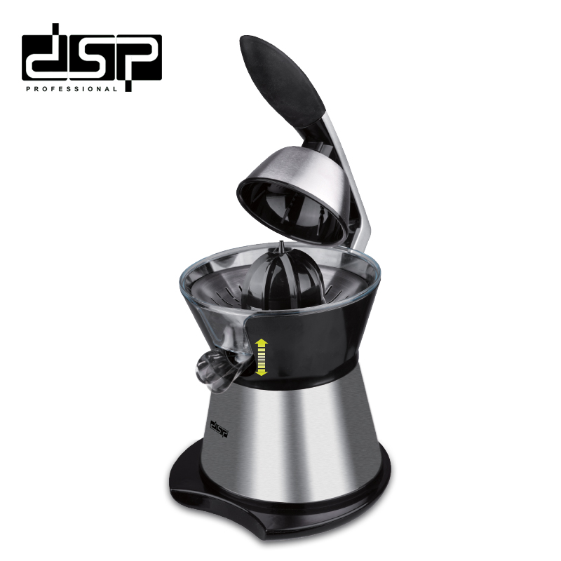 DSP Juicer Squeeze Orange And Lemon Fruit Squeezer 100 Original Baby Healthy Life 160W 220 240V in Juicers from Home Appliances