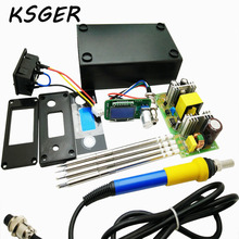 Ekran OLED Kontroler STM32 Rozmiar 1.3 Uchwyt Stacji T12 Porad Lutownica Elektronicznej Lutownica T12-K T12-ILS BC2 BL