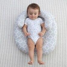 60 см для новорожденных многофункциональная подушка для кормления, игрушка для детей, путешествия, анти-Доильная подушка, подушка с памятью, спальные подушки