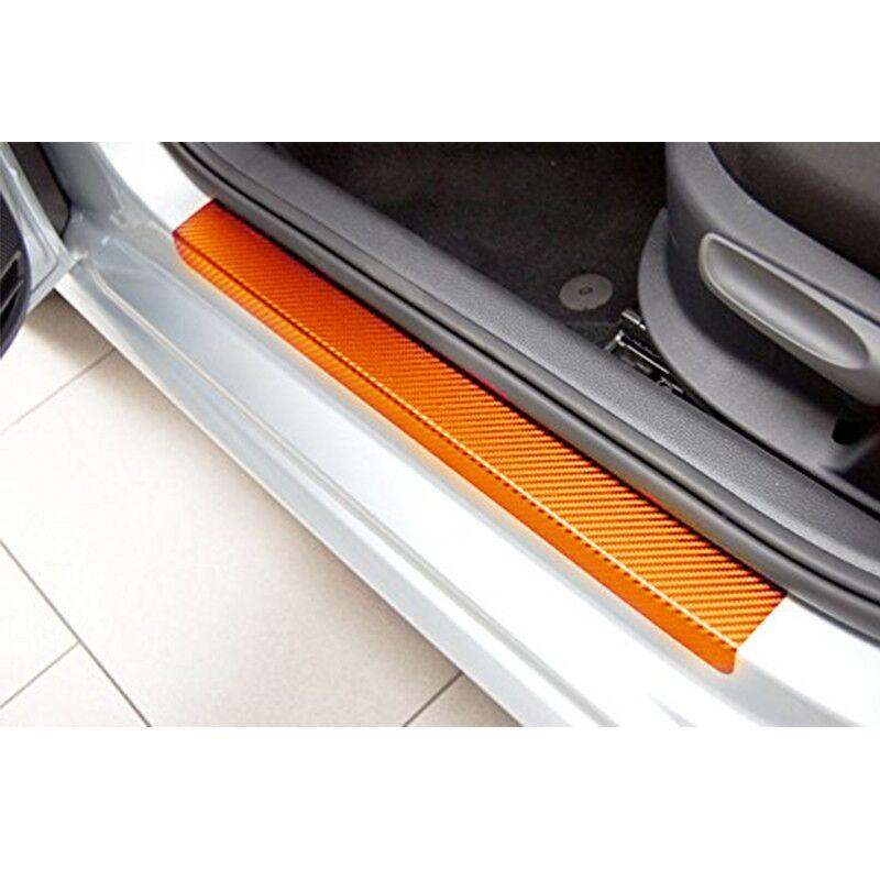 Voor Ford Focus 2 MK2 2012 Tot 2016 Instaplijsten Scuff Welkom Pedaal - Auto-interieur accessoires - Foto 3