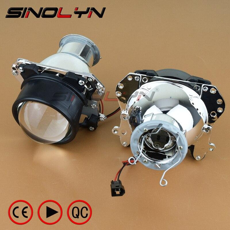 sinolyn-25''-inches-mini-h7-hid-bixenon-projector-lens-headlight-lenses-for-car-headlamp-retrofit-diy-styling-automobiles-part