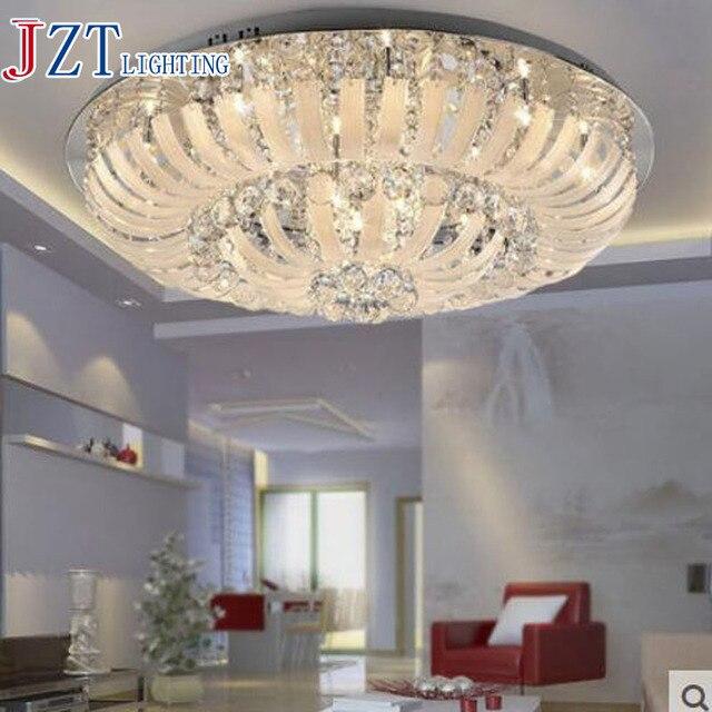 T Luxusrund Moderne Einfache Ceilling Licht Mode Lampen Mit 18 Led Lampen  Für Foyer Wohnzimmer