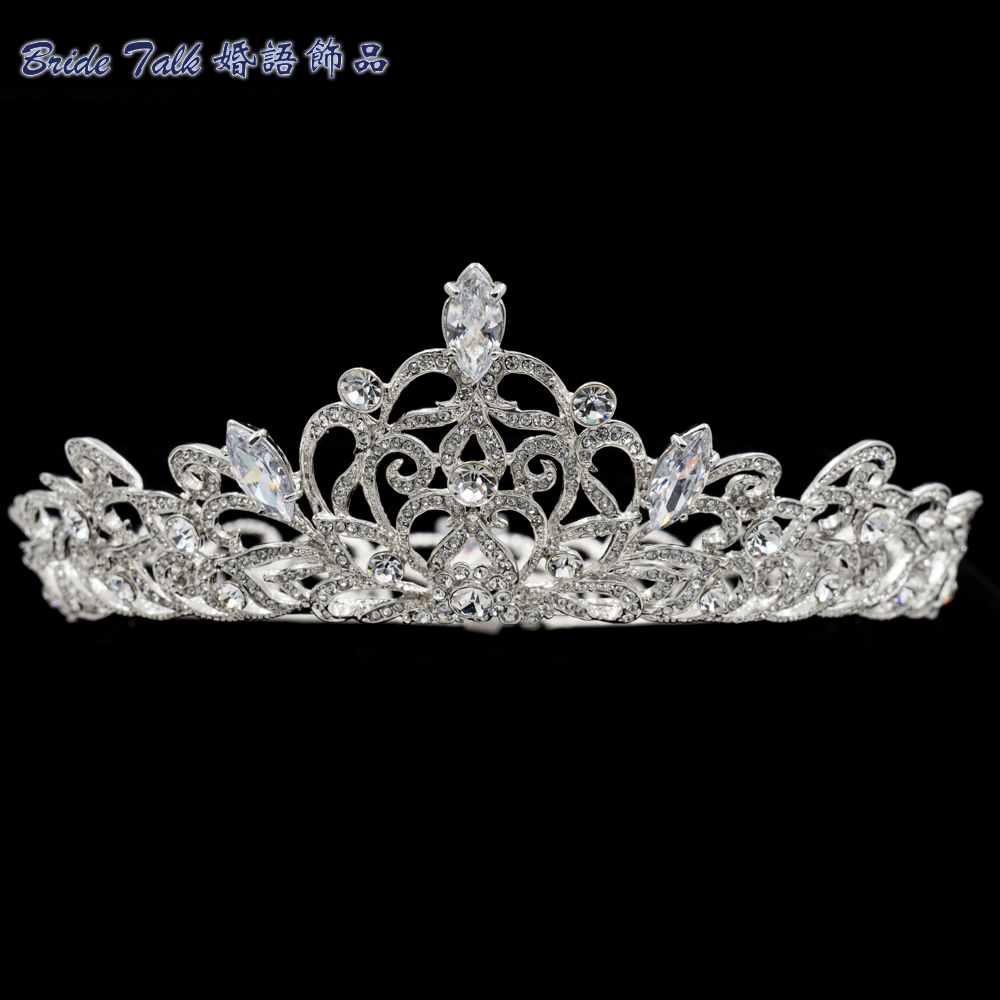 Fashion Full Austrian Crystals Rhinestone Wedding Bridal Tiara Crown Hair Accessories Jewelry Headband SHA8719Fashion Full Austrian Crystals Rhinestone Wedding Bridal Tiara Crown Hair Accessories Jewelry Headband SHA8719