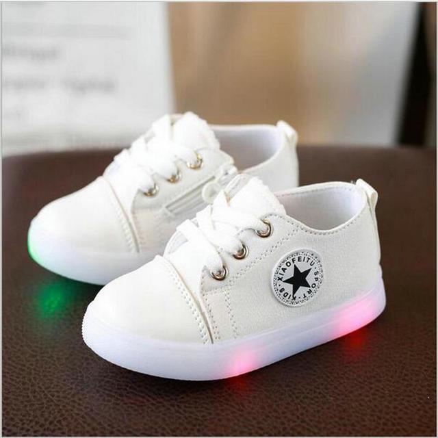 Kinder Mode Turnschuhe Schuhe Leinwand Weichen Boden Baby Sport