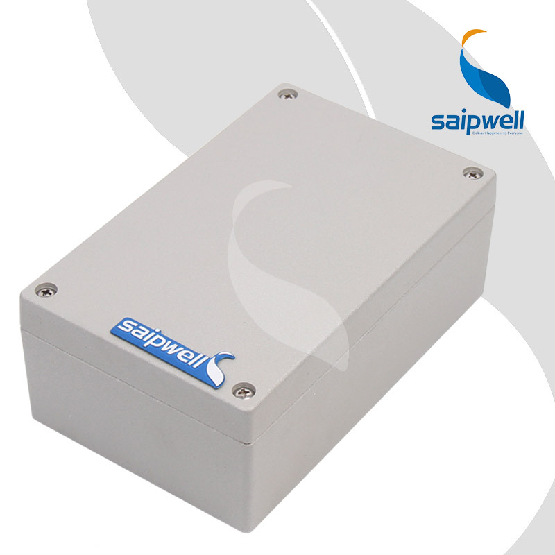 160*100*60 mm  Painting Spraying  Aluminum Enclosure/  Project Box Enclosures for Electronics  (SP-AG-FA25)