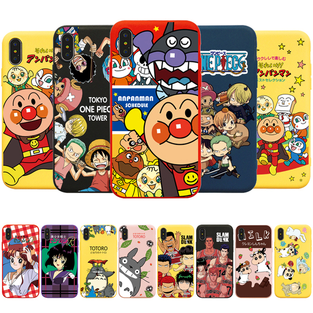 One Piece Cute Case Cover for iPhone Models