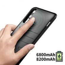 6800 mAh For Huawei P20 Battery Charger Case External Smart Phone Cover Power Bank 8200 mAh For Huawei P20 Pro Battery Capa Case
