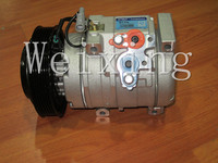 12V air conditioner compressor 10S15C PV6 for Geely Emgrand