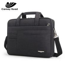 Брендовый водонепроницаемый мужской женский портфель для ноутбука 14 15,6 дюймов, деловая сумка для мужчин, Большая вместительная сумка через плечо