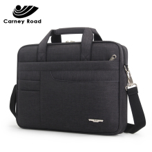 Brand Waterproof Men Women 14 15.6 inch Laptop Briefcase Bus