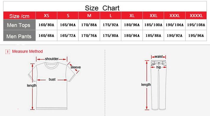 Cloth Size