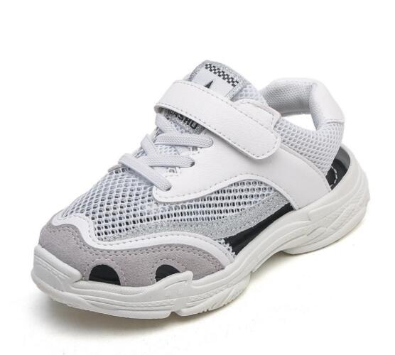 Children Shoes Girls Boys Casual Shoes Summer Fashion Breathable Mesh Kids sandals Shoes Boys Girls Soft Sneakers