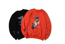 New Heron Preston Sweatshirts Men Women Streetwear Harajuku High Quality Cotton Hoodies Embroidery Hip Hop Hoodie