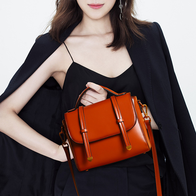 4Color Women Genuine Leather Handbags Famous Brand Handbag Messenger Small Bags Cow Leather Shoulder Bag Fashion Tote Sac A Main4Color Women Genuine Leather Handbags Famous Brand Handbag Messenger Small Bags Cow Leather Shoulder Bag Fashion Tote Sac A Main