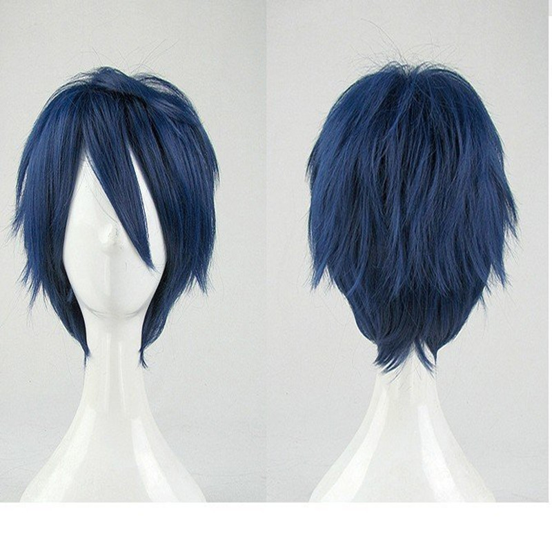 HAIRJOY Synthetic Hair Cosplay Wigs  Short Costume Wig 14 Colors Available 2