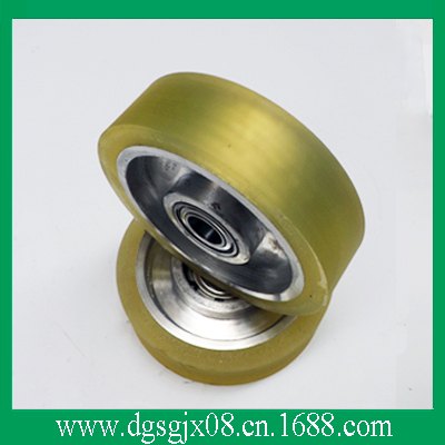 guide pulley with coating plastic the combined guide pulley with coating ceramic