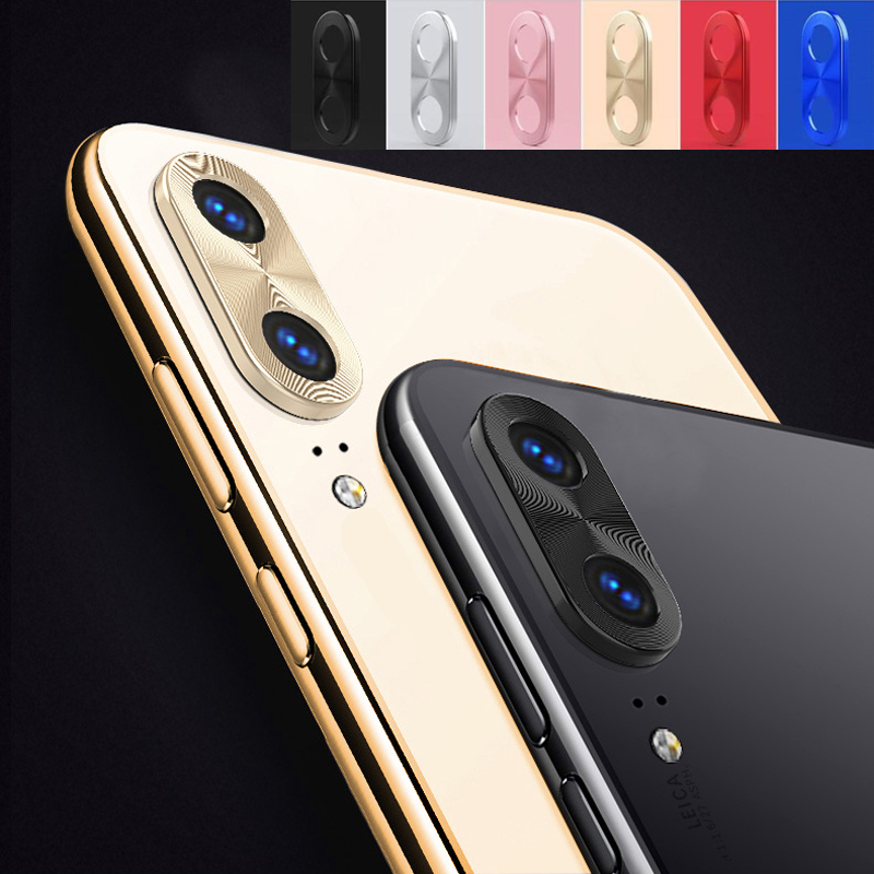 For xiaomi Mi 6X A2 8 9 9SE Mix 3 Redmi 7 Note 7 Phone Camera Lens Protective Case Cover New Mobile Alloy Metal Cool Gadgets