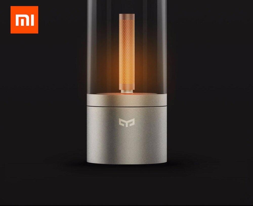 Original xiaomi mi jia Yeelight Candela Led de noche, la luz de la vela del humor inteligente, para la aplicación de xiaomi mi home - 2