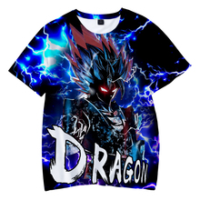 LUCKYFRIDAYF DRAGON BALL Pop print 3D Hot Sale Short Sleeve Cool T-shirts Men/Women Summer TShirts Fashion Tops Tee