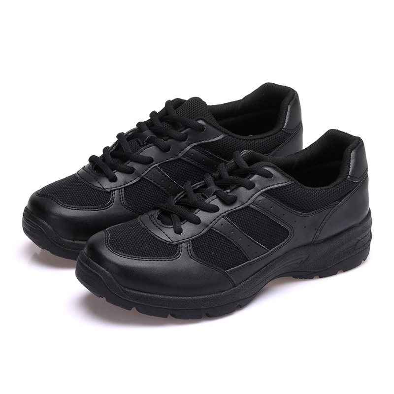Skyaxmoto New help Running shoes black color men's outdoor non-slip men shoes desert special training shoes military shoes