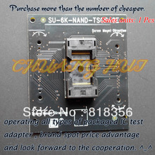 SU 6K NAND TSOP48E Programmer Adapter TSOP48 test socket