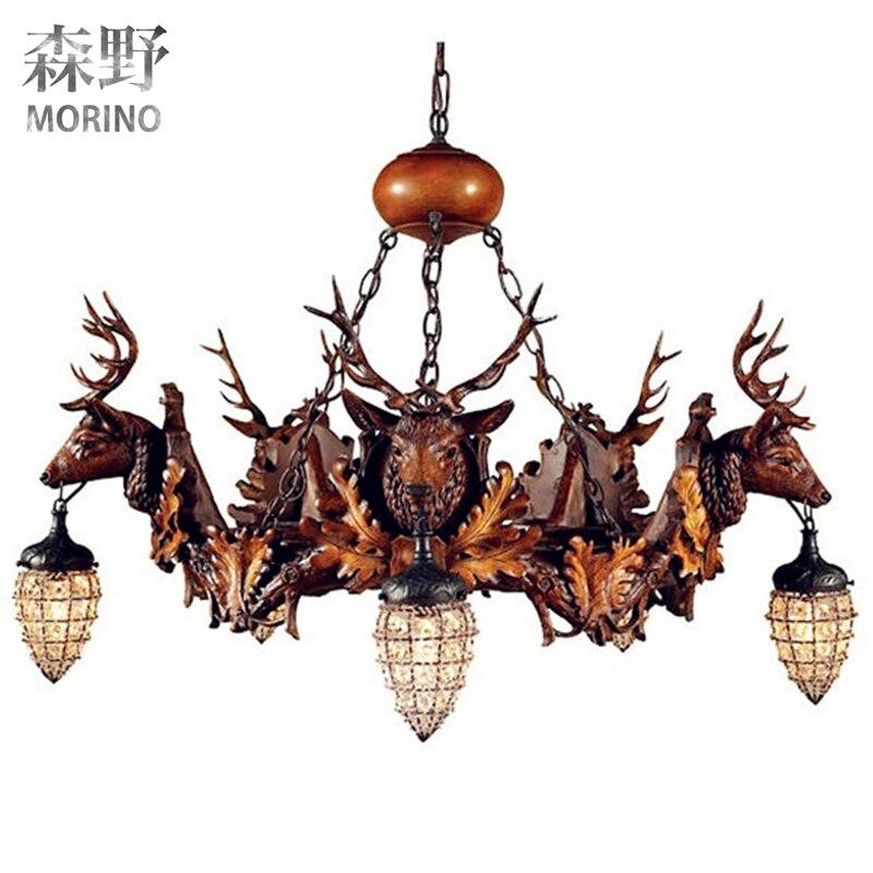 bois de cerf lampe achetez des lots petit prix bois de. Black Bedroom Furniture Sets. Home Design Ideas