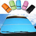 Big size 200*95CM New Car Window Sunshade prevention Snow and ice For Car Sun Shade Reflective Foil Blocked Anti-UV car covers
